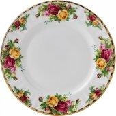 Набор тарелок Розы Старой Англии, 16см Royal Albert IOLCORnn103
