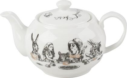 Чайник заварочный Creative Tops V&A Алиса в стране чудес, 450мл 5200017