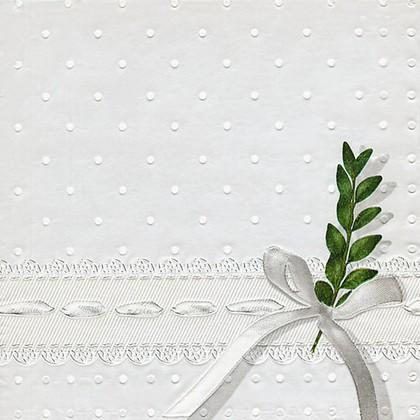 Салфетки для декупажа Believe, 33x33см, 3 слоя, 16шт Paper+Design 24053