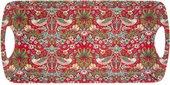 Поднос для сэндвичей Lesser & Pavey Красная земляника, 40x20см LP92664