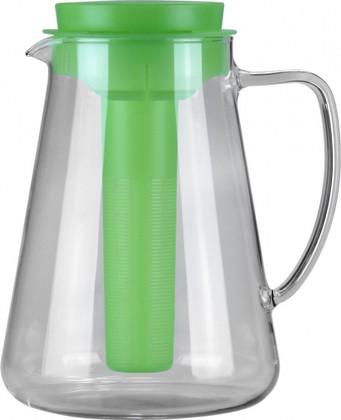 Кувшин зелёный с ситечком и охлаждающей частью 2.5л Tescoma TEO 646628.25