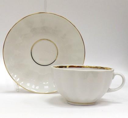 Чашка с блюдцем Белоснежка, ф. Тюльпан ИФЗ 81.13902.00.1
