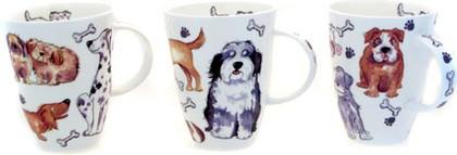 Кружка Собачьи истории, Луиза 400мл Roy Kirkham XDTALES1035