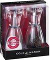 Cole & Mason Набор мельниц для соли и перца Cole&Mason Pina H35708B