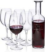 Набор для вина 7 предметов Palace Luigi Bormioli 11166/01