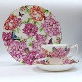 Чайный набор Royal Albert Миранда Керр Признательность, 3 предмета 40001839