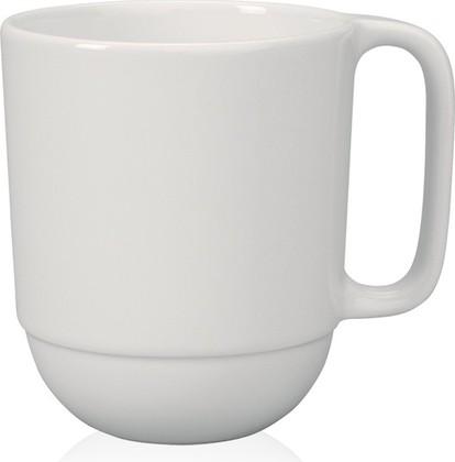 Кружка для чая белая Brabantia 611148