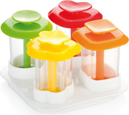 Формочки для канапе Tescoma Presto Foodstyle, 4шт 422240.00