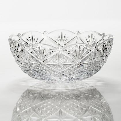Салатник Crystalite Bohemia Сириус 22см 69001/0/99006/220