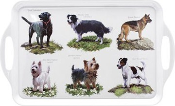 Поднос Lesser & Pavey Собаки, 49см LP91148