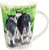 Кружка Коровы-путешественницы, Flirt 370мл Queens ALCK10071