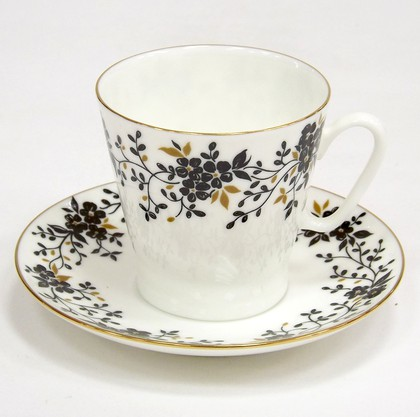 Кофейная пара ИФЗ Чёрный кофе, Тонкие веточки 81.13635.00.1