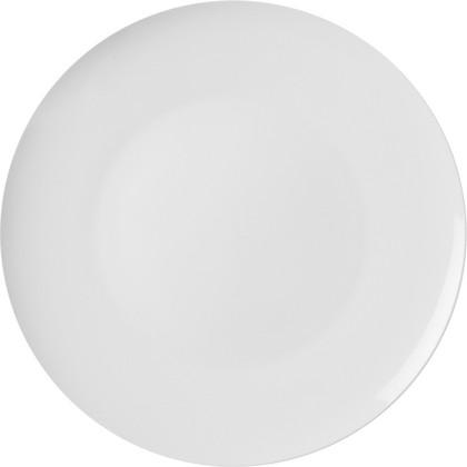 Тарелка Top Art Studio Classic безбортовая, 25.4см, 6шт TA510101N