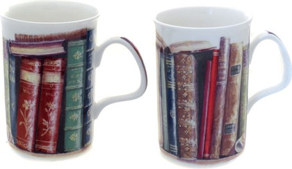 "Кружка ""Литература"" Ланкастер 300мл, 2 вида Roy Kirkham XCWRIT1000"