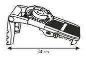 Тёрка Tescoma Handy мандолина, мультифункциональная 643862.00