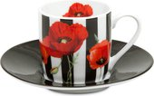 Кофейная пара эспрессо Koenitz Madame Petite, полосы 11 5 053 2168