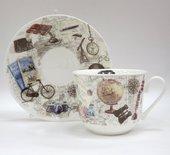 Чайная пара Roy Kirkham Из прошлого, 500мл XPAST1100