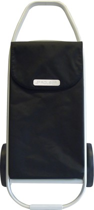 Сумка-тележка хозяйственная чёрная Rolser COM MF8 COH001negro