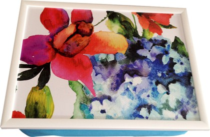 Поднос с подушкой Флоресенс 41x31см Top Art Studio HSN1280-TA