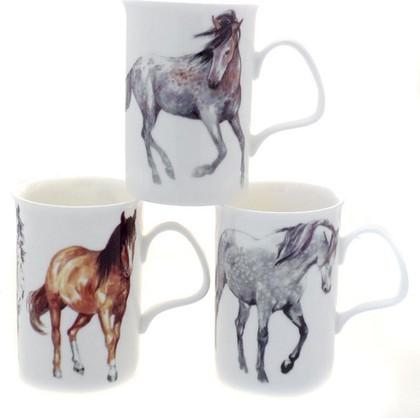 Кружка Моя лошадь Ланкастер 300мл Roy Kirkham XNEWHOR1000
