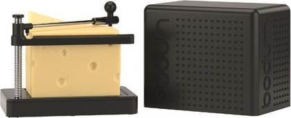 Сырорезка струнная чёрная Bodum BISTRO 11546-01