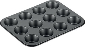 Форма для 12 мини-кексов 26x20см Tescoma Delicia 623224