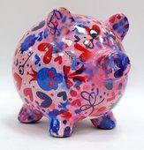 Копилка Свинья PEGGY светло-розовая Pomme-Pidou 148-00025/F