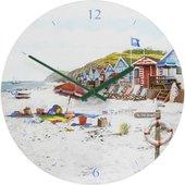 Часы настенные Lesser & Pavey Солнечный пляж d30см LP94214