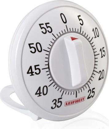 Таймер кухонный Leifheit Signature механический, 60 минут 22600