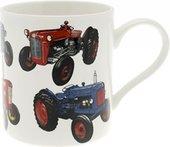 Кружка Lesser & Pavey Тракторы, 300мл LP99876