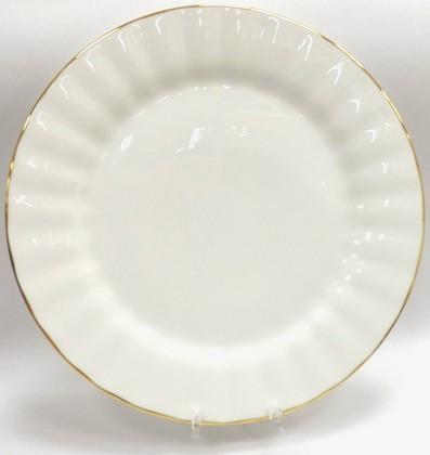 Тарелка обеденная Золотая лента, ф. Нега ИФЗ 80.70480.00.1