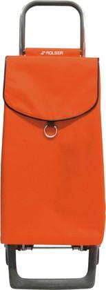 Сумка-тележка хозяйственная оранжевая Rolser PEP JOY PEP001mandarina