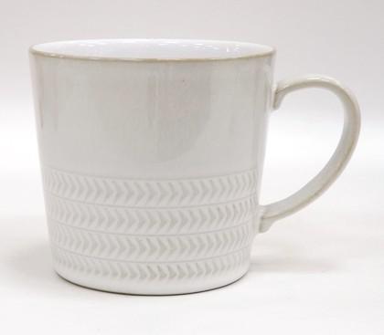 Кружка текстурная 400мл, Натуральный холст Denby 375011612