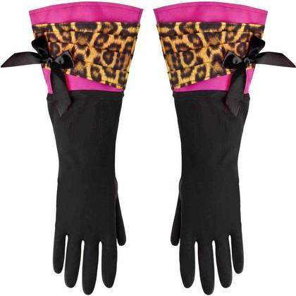 """Перчатки """"Леопард"""" Vigar Lulu 5220"""