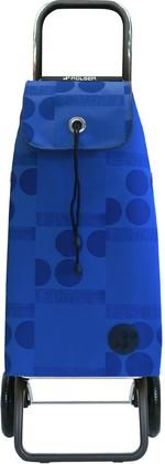 Сумка-тележка хозяйственная синяя Rolser Logic RG IMX046azul