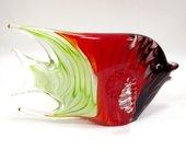 Фигурка стеклянная Top Art Studio Коралловая рыбка, 23x10x15см ZB1550-TA