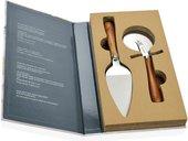 Нож и лопатка для пиццы Andrea House подарочный набор CC68031