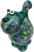 Копилка Кошка DOROTHY темно-зеленая Pomme-Pidou 148-00240/5