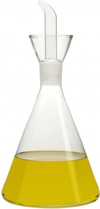 Бутылка для масла Andrea House Transparent Glass MS7218
