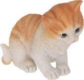 Статуэтка Widdop Bingham Любопытный котёнок, 9см, полистоун WS1048-TA