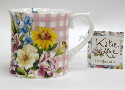 Кружка Английский сад, розовая Creative Tops MG3673