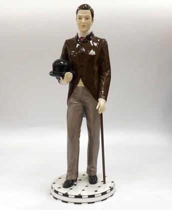 Статуэтка Викторианский Джентльмен (Victorian Gentleman), фарфор, 25см English Ladies ELGEVC01201