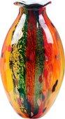 Ваза Top Art Studio Элегант 42см, цветное стекло ZB2623-AG