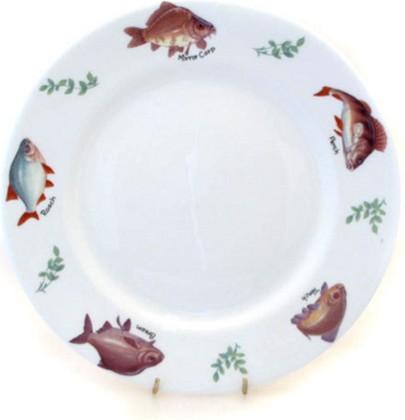 Тарелка Roy Kirkham Рыбалка, 27см XFISH1280