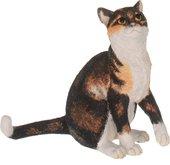 Статуэтка Enesco Кот сидящий, 13см, полистоун CA01578