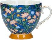 Кружка KitchenCraft Dusk floral 400мл KCMFTD156