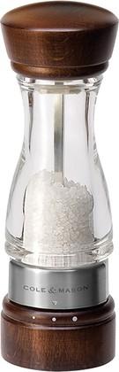 Мельница для соли, 3 степени помола, 18см Cole & Mason Keswick H12302G