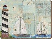 Подставки на пробке С видом на море 30х23см, 6шт Creative Tops 5163078