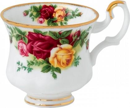 Пара кофейная Мокка 100мл Розы Старой Англии Royal Albert IOLCORO39/38