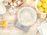 Весы кухонные электронные Soehnle Page Comfort 300, 10кг/1гр, серый 61504
